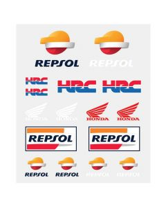 Repsol Honda HRC Aufkleber