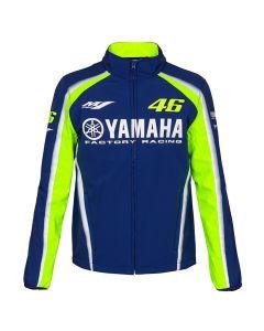 Valentino Rossi VR46 Yamaha Softshell jakna (YDMJK314209)