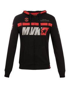 Maverick Vinales MV25 zip majica sa kapuljačom