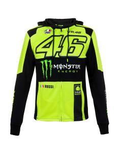 Valentino Rossi VR46 Monster Replika zip majica sa kapuljačom (MOMFL316128)