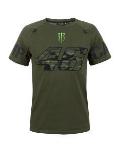 Valentino Rossi VR46 Monster Camp T-Shirt