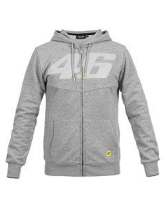 Valentino Rossi VR46 Core zip majica sa kapuljačom