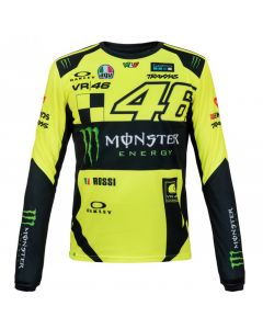 Valentino Rossi VR46 Monster Replika majica dugi rukav (MOMTS316028)