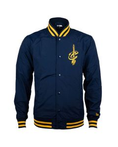 Cleveland Cavaliers New Era Team App Pop Logo Varsity Jacke