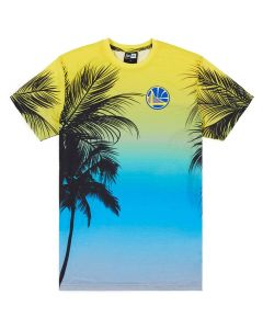Golden State Warriors New Era Coastal Heat T-Shirt (11569522)