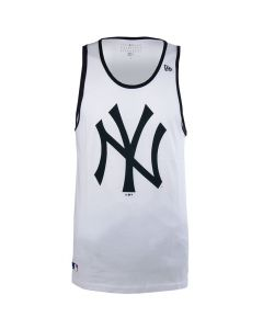 New York Yankees New Era Team Apparel Logo Tank majica brez rokavov (11569440)