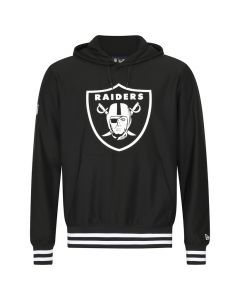 Oakland Raiders New Era Dry Era pulover s kapuco