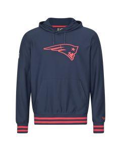 New England Patriots New Era Dry Era pulover sa kapuljačom