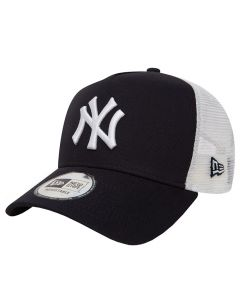 New York Yankees New Era Clean Trucker kapa Navy (11588489)