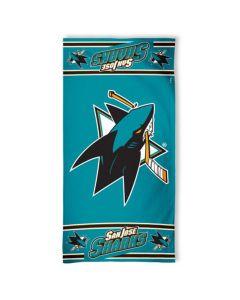 San Jose Sharks Badetuch 75x150