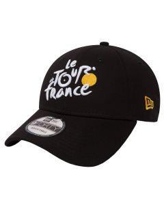Tour de France New Era 9FORTY Essential Black kačket (11579017)