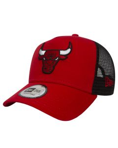 Chicago Bulls New Era Reverse Team Trucker Mütze (11586115)