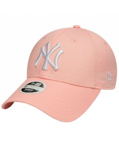 New York Yankees New Era 9FORTY League Essential ženska kapa (80581112)