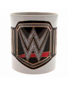 WWE Title Belt Tasse