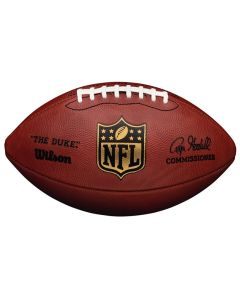 Wilson The Duke NFL Ball für den American Football (WTF1100)