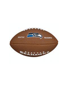 Seattle Seahawks Wilson žoga za ameriški nogomet Mini