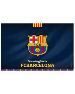 FC Barcelona blok za crtanje A3 20L