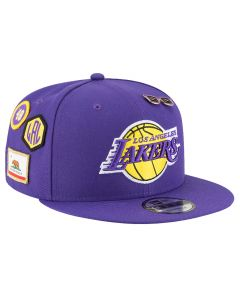 Los Angeles Lakers New Era 9FIFTY 2018 NBA Draft Mütze (11609164)