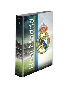 Real Madrid mapa A4/4R