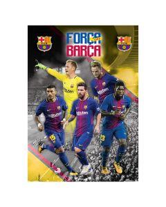 FC Barcelona zvezek A4/OC/54L/80GR 4