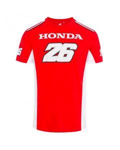 Dani Pedrosa DP26 Honda majica