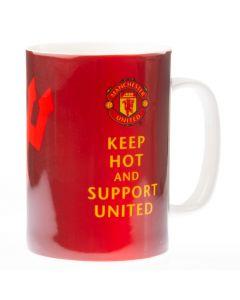 Manchester United Tasse