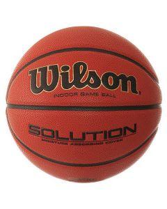 Wilson Solution FIBA Basketball Ball (B0616X)