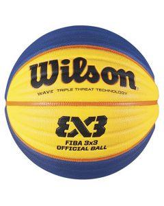 Wilson 3x3 FIBA košarkarska žoga 6 (WTB0533XB)