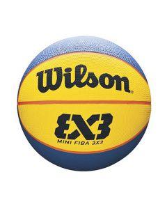 Wilson 3x3 otroška košarkarska žoga Mini (WTB1733XB)