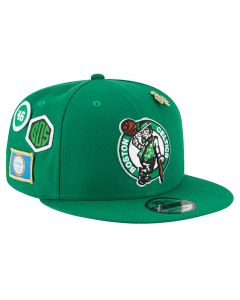 Boston Celtics New Era 9FIFTY 2018 NBA Draft Mütze (11609200)