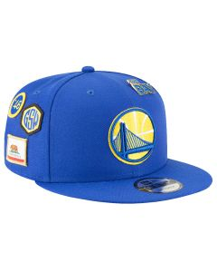 Golden State Warriors New Era 9FIFTY 2018 NBA Draft Mütze (11609176)
