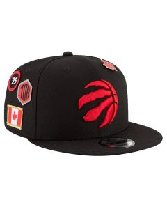 Toronto Raptors New Era 9FIFTY 2018 NBA Draft kapa (11609119)