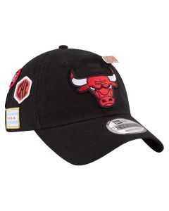 Chicago Bulls New Era 9TWENTY 2018 NBA Draft Mütze (11609284)