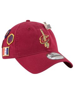 Cleveland Cavaliers New Era 9TWENTY 2018 NBA Draft Mütze (11609281)