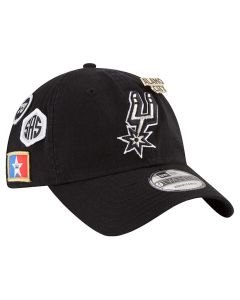 San Antonio Spurs New Era 9TWENTY 2018 NBA Draft Mütze (11609218)