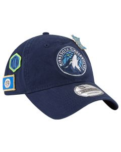 Minnesota Timberwolves New Era 9TWENTY 2018 NBA Draft Mütze (11609245)