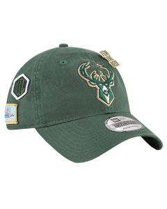 Milwaukee Bucks New Era 9TWENTY 2018 NBA Draft kapa (11609248)
