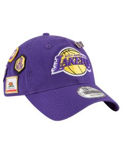 Los Angeles Lakers New Era 9TWENTY 2018 NBA Draft Mütze (11609257)