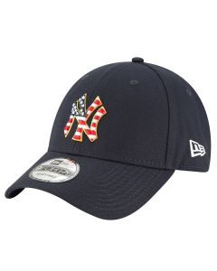 New York Yankees New Era 9FORTY July 4th kapa (11758849)