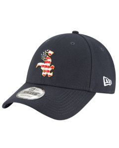 Chicago White Sox New Era 9FORTY July 4th kapa (11758861)