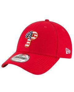Philadelphia Phillies New Era 9FORTY July 4th kacket (11758847)