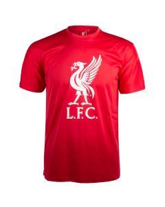 Liverpool Crest Kinder Training T-Shirt