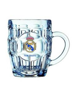 Real Madrid krigla za pivo 500 ml