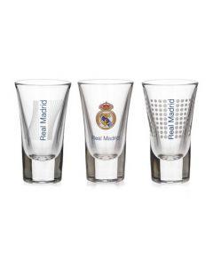 Real Madrid 3x čašice za piće