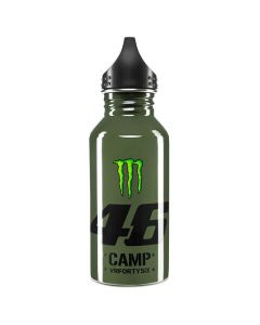 Valentino Rossi VRFORTYSIX CAMP Monster Trinkflasche