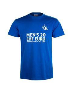 Moška majica Men's 20 EHF EURO