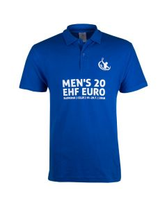 Moška polo majica Men's 20 EHF EURO
