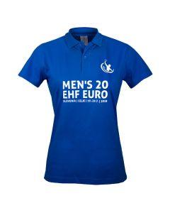 Ženska polo majica Men's 20 EHF EURO