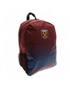 West Ham United Fade Rucksack