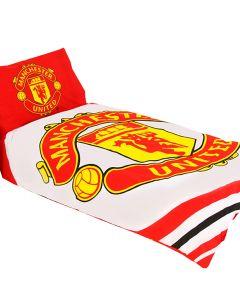 Manchester United Bettwäsche zweiseitig 135x200